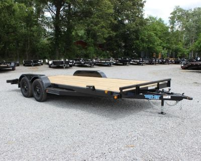*IN STOCK* Brand new 16' Car Hauler