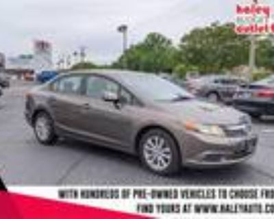 2012 Honda Civic Brown, 132K miles
