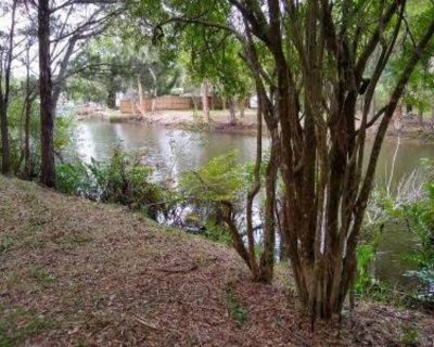Beautiful Direct Waterfront Lot On Canal Leading To Gulf of Mexico!