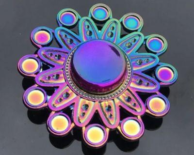 Stress Relieve Metal Spinner |ShoppySanta
