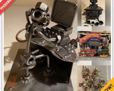 Aurora Downsizing Online Auction - South Odessa Street