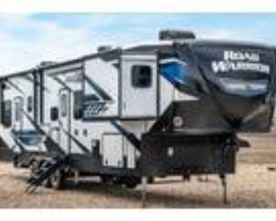 2021 Heartland Road Warrior 414RW