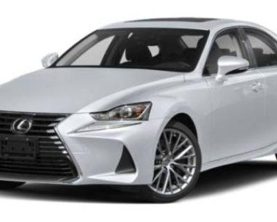 2018 Lexus IS IS 300