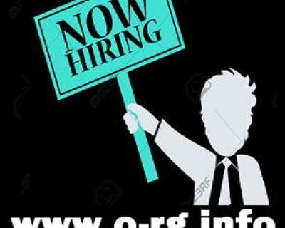 Full Or Part Time Cash Jobs To Immediate Start.