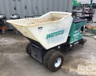 2016 Multiquip WBH-16F Concrete Buggy