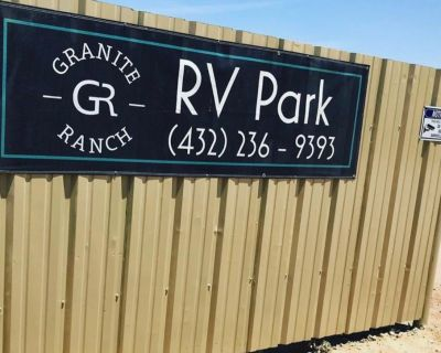 RV Space For Rent off Midkiff