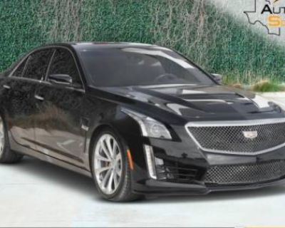 2018 Cadillac CTS-V Standard