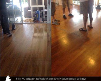 Hardwood Floor Refinishing - Hardwood Revival