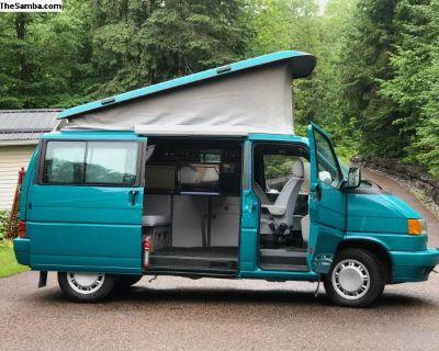 1992 Volkswagen Eurovan Westfalia Full Camper