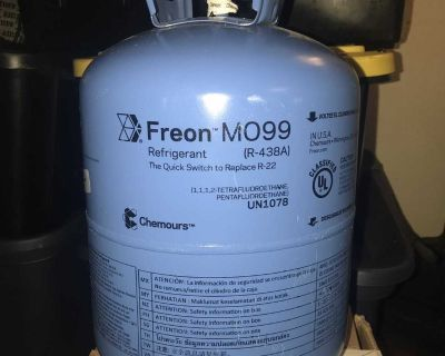 Freon; replace R-22