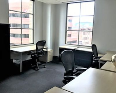 Private Office for 6 at Regus
