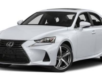 2017 Lexus IS IS 350