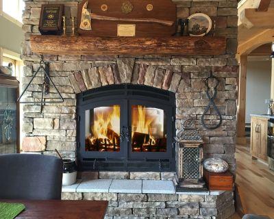 Walnut and hedge firewood
