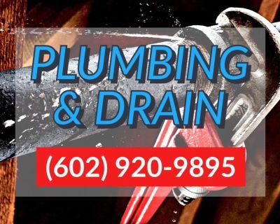 Need a Plumber * Full Service Plumbing & Drain *