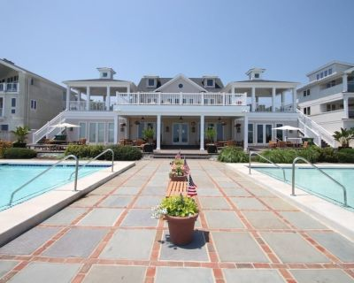 Ocean Block Town Home with Two Pools with Renovations for 2021 and Free Activities. - Rehoboth by the Sea