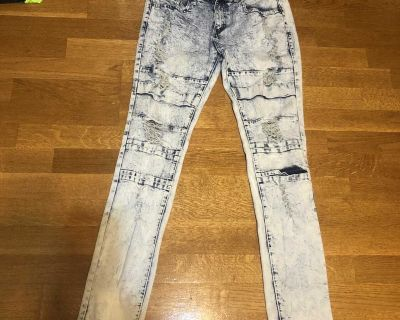 34 x 34 Jeans - Black brand