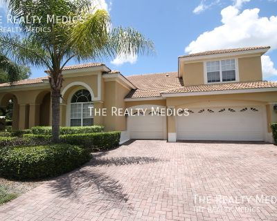 Exquisite 4BR/4BA Pool Home Located In The Exclusive Gated Community Of Palma Vista