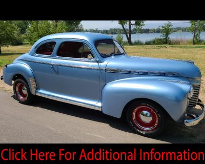 1941 Chevrolet Master Deluxe Coupe