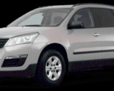 2013 Chevrolet Traverse LT with 1LT FWD