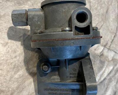 Porsche 356 a b 356a 356b fuel pump