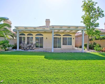 H3812 - Indian Palms CC - 3 BR Lovely Home/Views PET FRIENDLY! - Indio