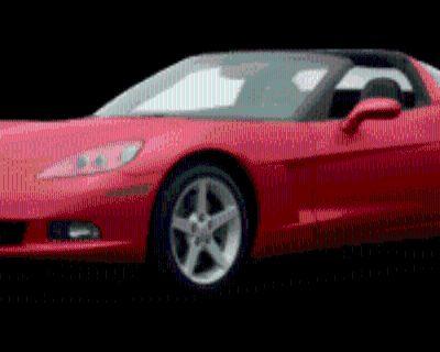 2007 Chevrolet Corvette Base