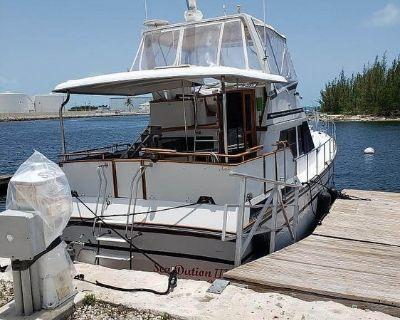 1988 President Double Cabin Motor Yacht