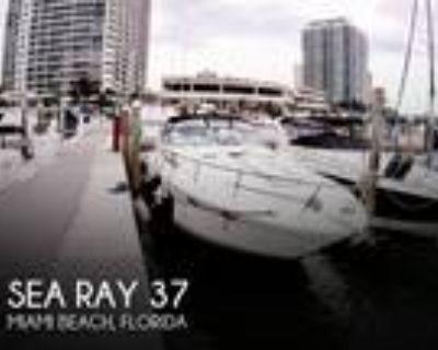 37 foot Sea Ray 37