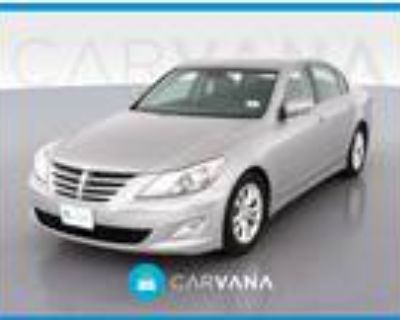 2012 Hyundai Genesis Silver, 61K miles