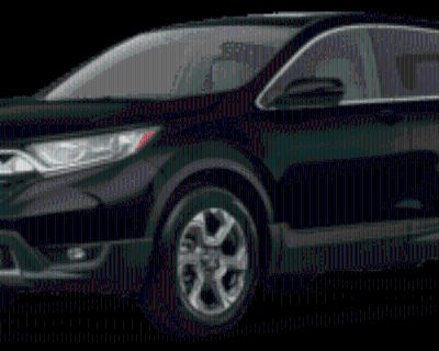 2017 Honda CR-V EX-L with Navigation AWD