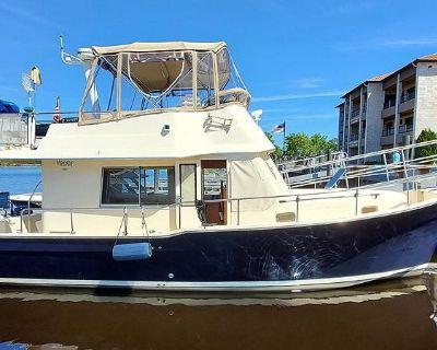 2006 34' Mainship 34 Trawler