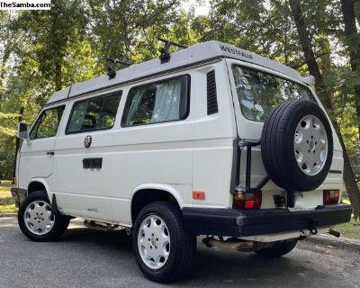 1990 Vanagon GL Westfalia