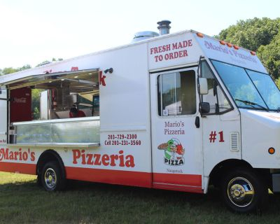 Custom Build Pizza Food Truck for Sale in Naugatuck, CT