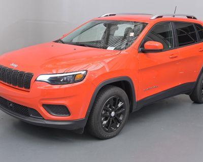 Pre-Owned 2021 Jeep Cherokee Latitude