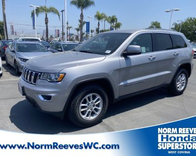 Pre-Owned 2018 Jeep Grand Cherokee RWD Sport Utility