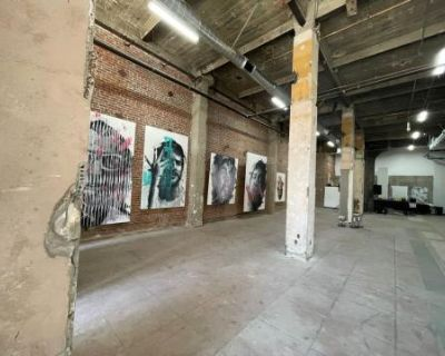 Industrial Downtown Event Space, Los Angeles, CA