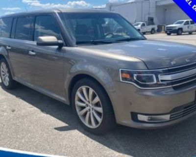 2013 Ford Flex Limited EcoBoost