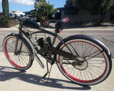 Gas Powered Bicycle DUI Legal