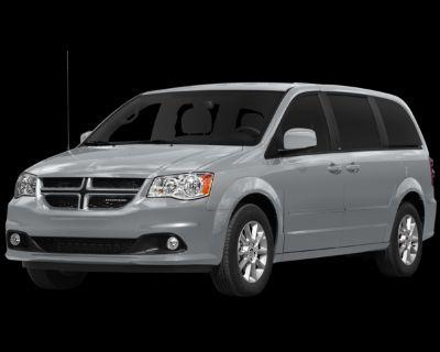 Pre-Owned 2016 Dodge Grand Caravan R/T FWD 4D Passenger Van
