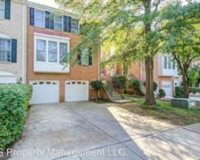 13722 Lambertina Pl #Rockville, North Potomac, MD 20850 3 Bedroom House