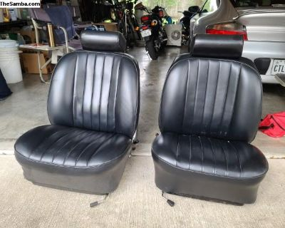 911/912 Seats