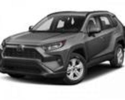 2021 Toyota RAV4 Gray, new