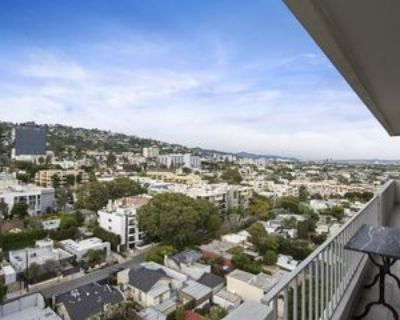 838 N Doheny Dr #1405, West Hollywood, CA 90069 1 Bedroom Apartment