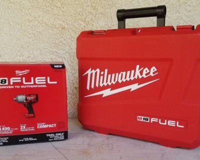 Milwaukee 2767-20 Impact wrench New Open Box!!