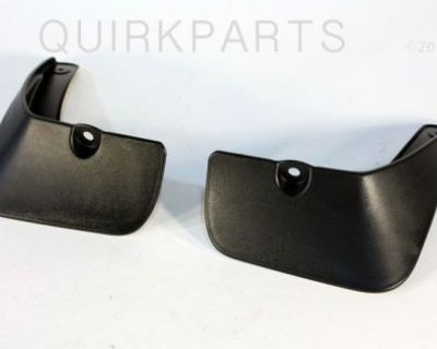 2010-2011 Kia Rio 4 Door Rear Splash Guards Set Oem Genuine New 1gf46ac000