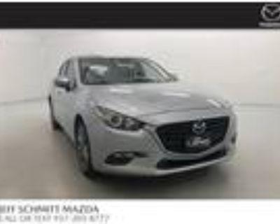 2018 Mazda MAZDA 3 Silver, 21K miles