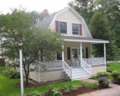 Center Village House with Pool, walk to the beach, Perkins Cove and Marginal Way - Ogunquit