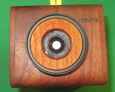 FS: NOPO 120 6X6 Pinhole Camera