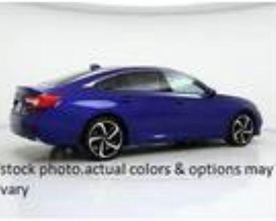 2011 Honda Accord Sedan 4d EX-L Nav