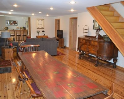 Monthly Discount for Ski Season Rental at Lakefront House in Great Barrington - Great Barrington
